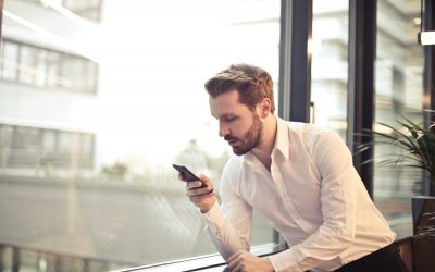 A Third Party Applicant Applies for jobs Via Their Smartphone