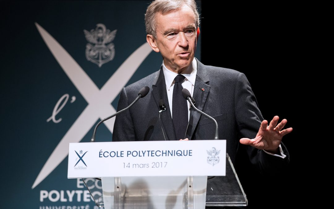 Bernard Arnault and Notre-Dame: in pole position